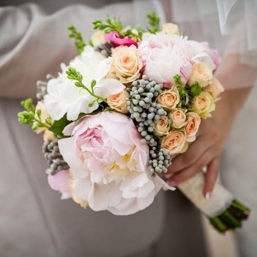 Свадебный букет спб