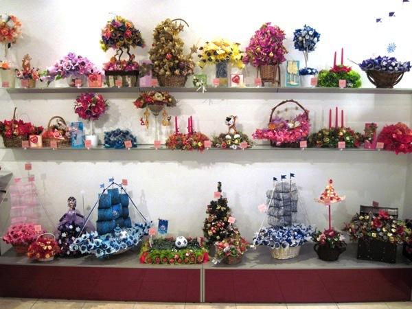 Магазин цветов и подарков
