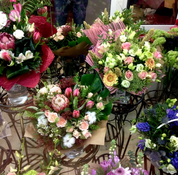 Заказ цветов доставка в москве